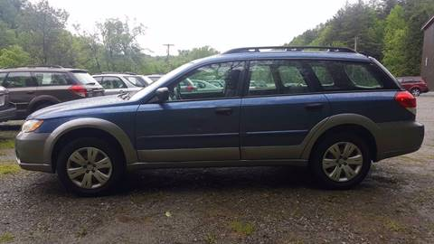 2008 Subaru Outback for sale in Berlin, VT