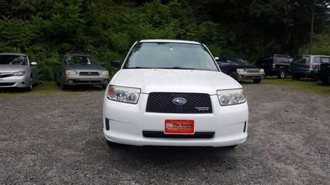 2007 Subaru Forester for sale in Berlin, VT