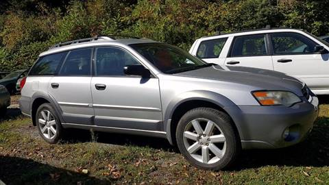 2007 Subaru Outback for sale in Berlin VT