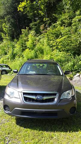 2009 Subaru Outback for sale in Berlin, VT