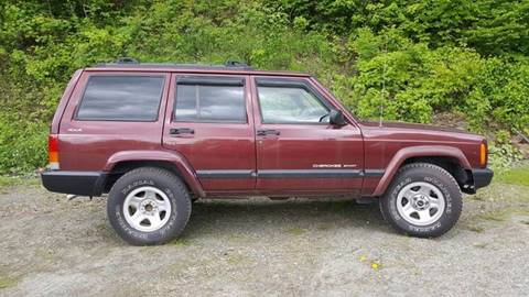 2000 Jeep Cherokee for sale in Berlin VT