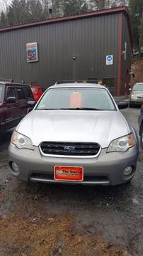 2007 Subaru Outback for sale in Berlin, VT