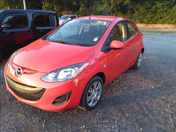 2013 Mazda MAZDA2 for sale in Robertsdale, AL