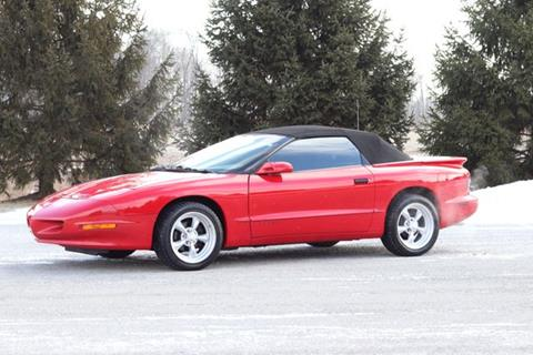 1995 Pontiac Firebird for sale in Noblesville, IN