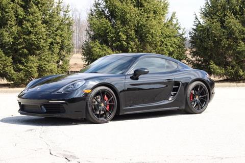 2017 Porsche 718 Cayman for sale in Noblesville, IN