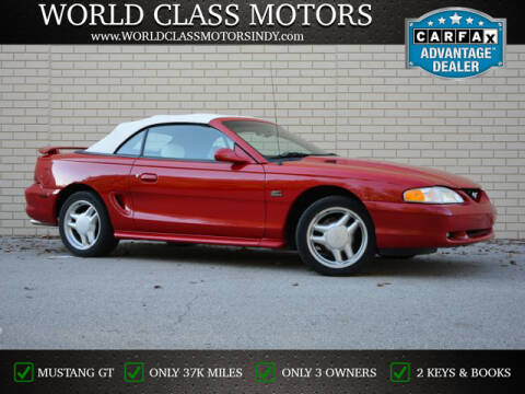 1995 Ford Mustang for sale in Noblesville, IN