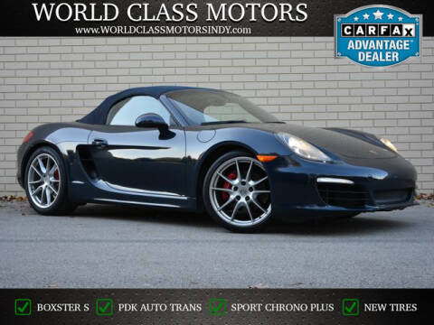 2013 Porsche Boxster for sale in Noblesville, IN