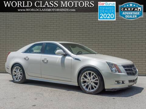 2011 Cadillac CTS for sale at World Class Motors LLC in Noblesville IN
