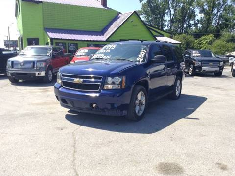 2007 Chevrolet Tahoe for sale in Indianapolis, IN