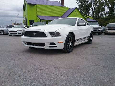 2013 Ford Mustang for sale in Indianapolis, IN