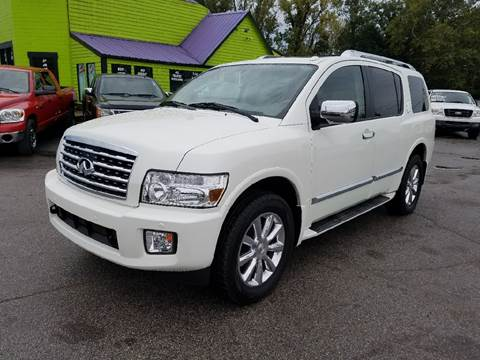 2010 Infiniti QX56 for sale in Indianapolis, IN