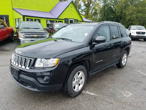 2013 Jeep Compass for sale in Indianapolis, IN