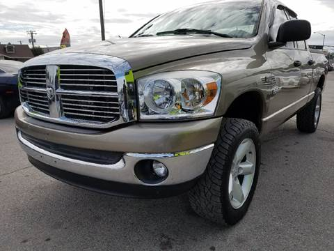 2008 Dodge Ram Pickup 1500 for sale in Indianapolis, IN