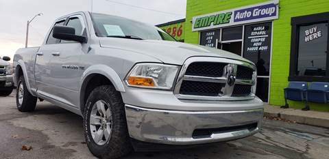 2011 RAM Ram Pickup 1500 for sale at Empire Auto Group in Indianapolis IN