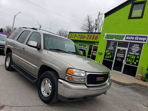 2003 GMC Yukon for sale in Indianapolis, IN