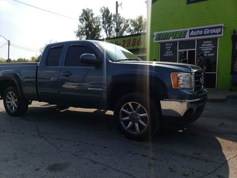 2007 GMC Sierra 1500 for sale in Indianapolis, IN