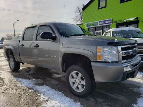 2009 Chevrolet Silverado 1500 for sale at Empire Auto Group in Indianapolis IN