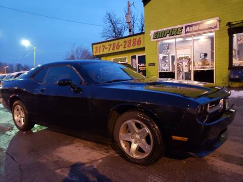 2010 Dodge Challenger for sale at Empire Auto Group in Indianapolis IN