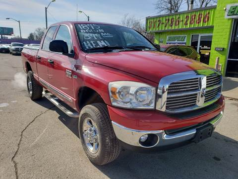 2009 Dodge Ram Pickup 2500 for sale at Empire Auto Group in Indianapolis IN