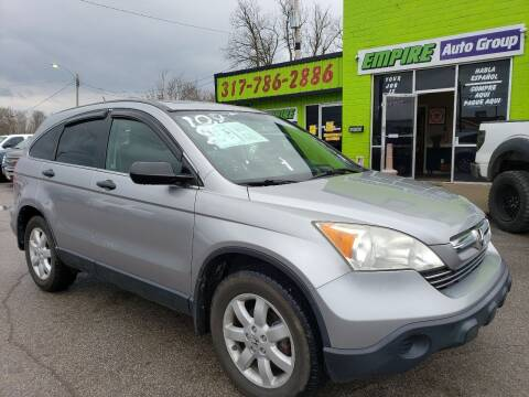 2008 Honda CR-V for sale at Empire Auto Group in Indianapolis IN