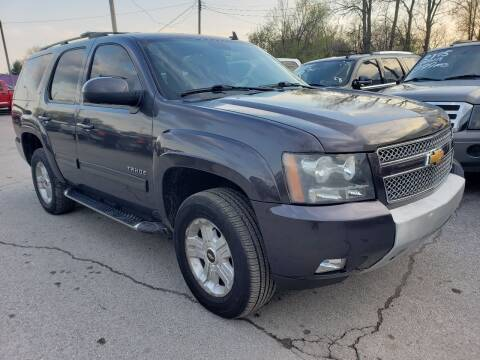 2010 Chevrolet Tahoe for sale at Empire Auto Group in Indianapolis IN