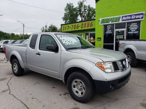 2006 Nissan Frontier for sale at Empire Auto Group in Indianapolis IN