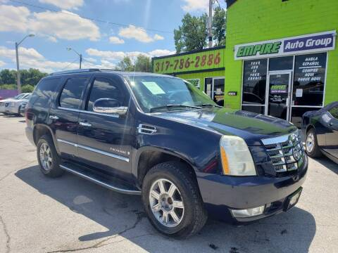 2007 Cadillac Escalade for sale at Empire Auto Group in Indianapolis IN