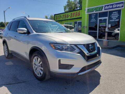 2019 Nissan Rogue for sale at Empire Auto Group in Indianapolis IN