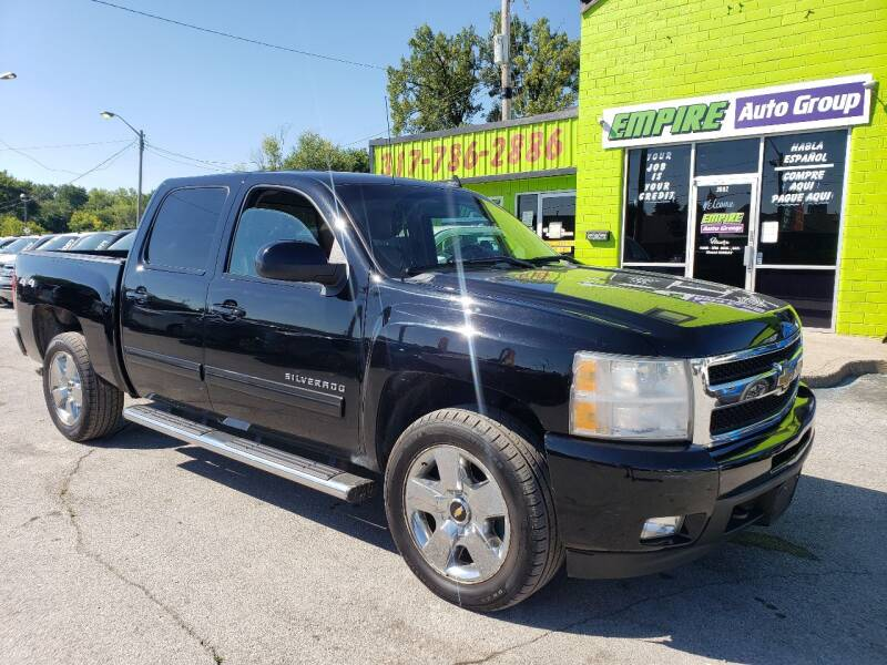 2011 Chevrolet Silverado 1500 for sale at Empire Auto Group in Indianapolis IN