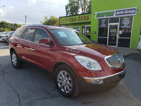 2012 Buick Enclave for sale at Empire Auto Group in Indianapolis IN