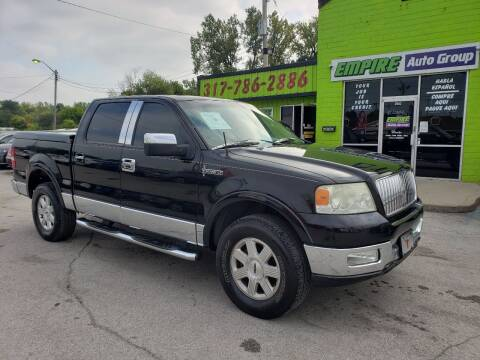 2006 Lincoln Mark LT for sale at Empire Auto Group in Indianapolis IN