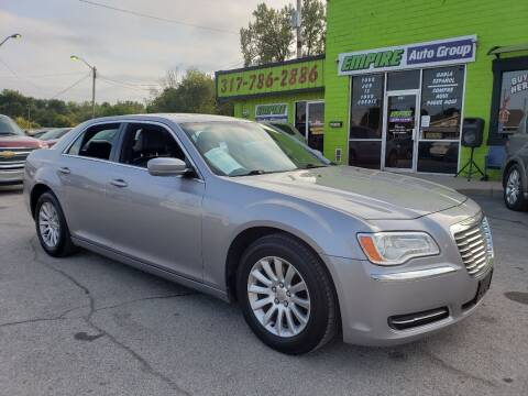 2014 Chrysler 300 for sale at Empire Auto Group in Indianapolis IN