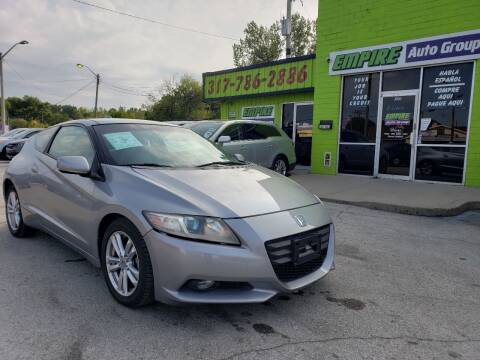 2011 Honda CR-Z for sale at Empire Auto Group in Indianapolis IN
