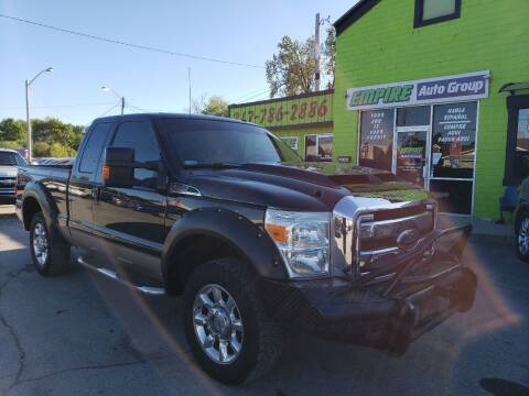 2011 Ford F-250 Super Duty for sale at Empire Auto Group in Indianapolis IN