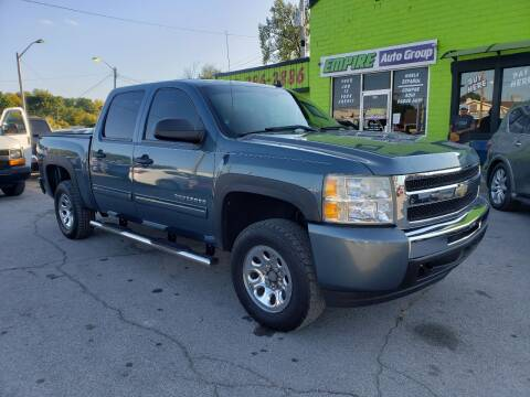 2010 Chevrolet Silverado 1500 for sale at Empire Auto Group in Indianapolis IN