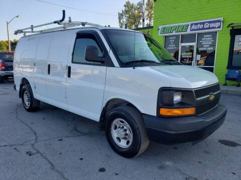 2009 Chevrolet Express Cargo for sale at Empire Auto Group in Indianapolis IN