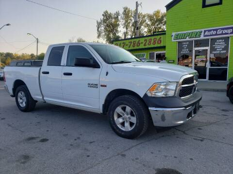 2015 RAM Ram Pickup 1500 for sale at Empire Auto Group in Indianapolis IN