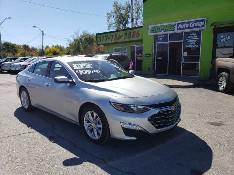 2020 Chevrolet Malibu for sale at Empire Auto Group in Indianapolis IN