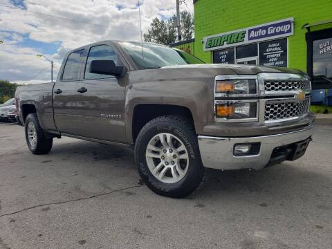 2014 Chevrolet Silverado 1500 for sale at Empire Auto Group in Indianapolis IN