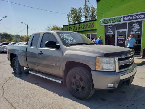 2007 Chevrolet Silverado 1500 for sale at Empire Auto Group in Indianapolis IN