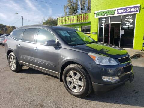 2011 Chevrolet Traverse for sale at Empire Auto Group in Indianapolis IN
