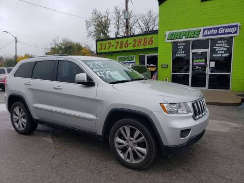 2013 Jeep Grand Cherokee for sale at Empire Auto Group in Indianapolis IN