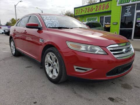 2010 Ford Taurus for sale at Empire Auto Group in Indianapolis IN