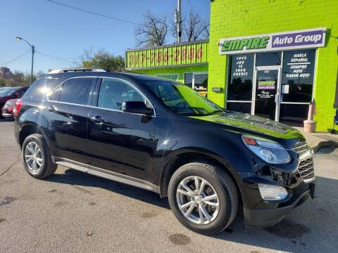 2016 Chevrolet Equinox for sale at Empire Auto Group in Indianapolis IN