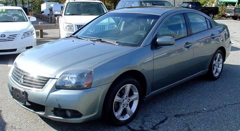 2009 Mitsubishi Galant for sale in Peabody, MA