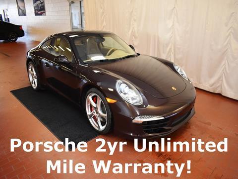 2013 Porsche 911 for sale in Okemos, MI
