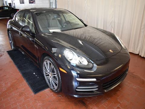 2016 Porsche Panamera for sale in Okemos, MI