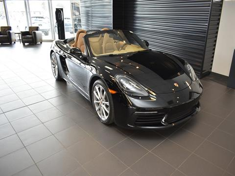 2017 Porsche 718 Boxster for sale in Okemos, MI
