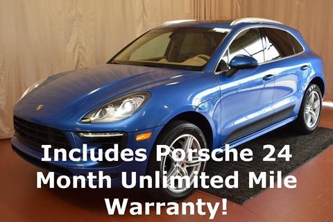 2015 Porsche Macan for sale in Okemos, MI