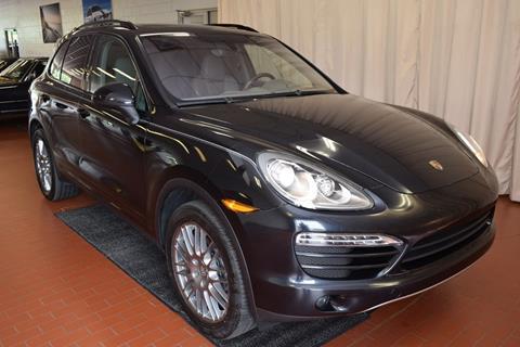 2013 Porsche Cayenne for sale in Okemos, MI